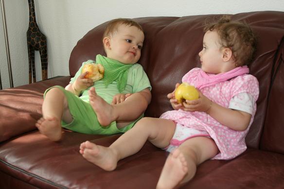 ab wann dürfen babys joghurt